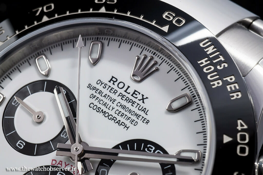 Chronomètre Superlatif - Rolex Daytona 116500LN