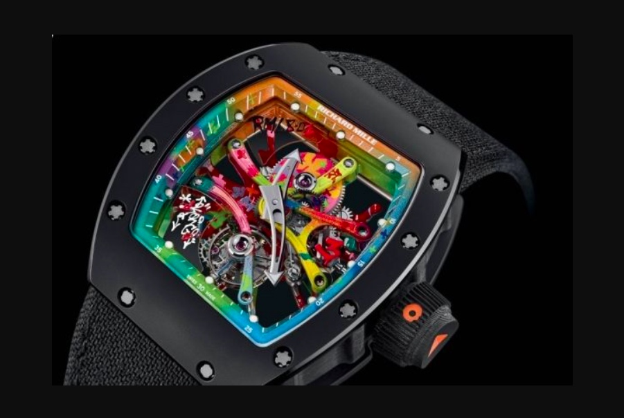 Richard Mille, partenaire de Frieze