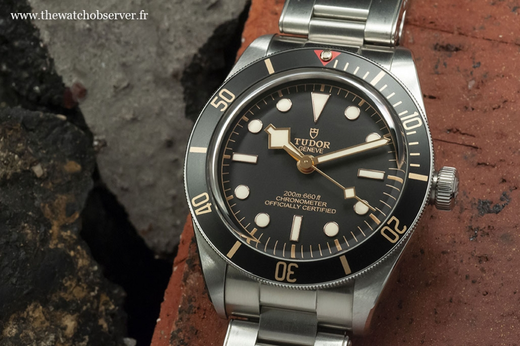 Coup de coeur : Tudor Black Bay Fifty-Eight