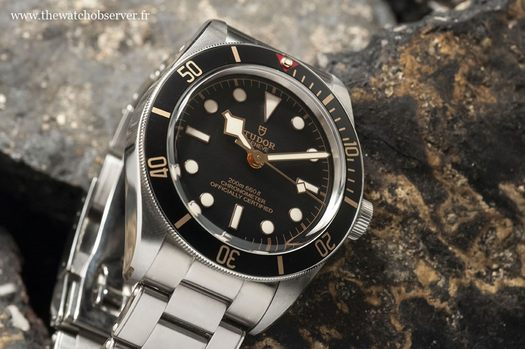 Tudor dévoile la Black Bay Fifty-Eight