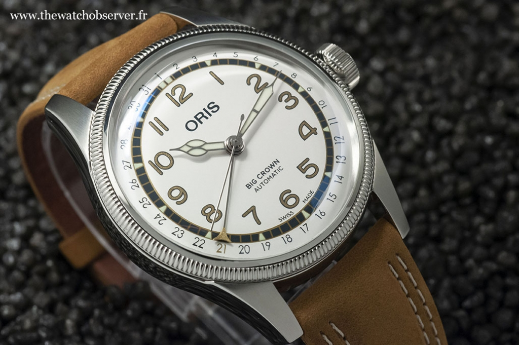Oris Big Crown Roberto Clemente : test