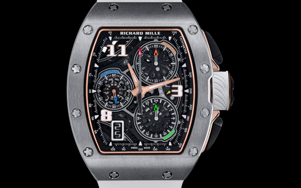 Richard Mille RM 72-01 - photo presse 8