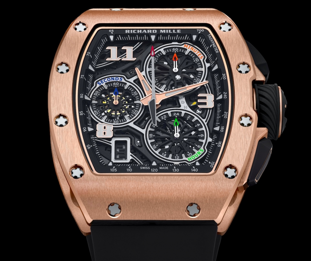 Richard Mille RM 72-01 - photo presse 9