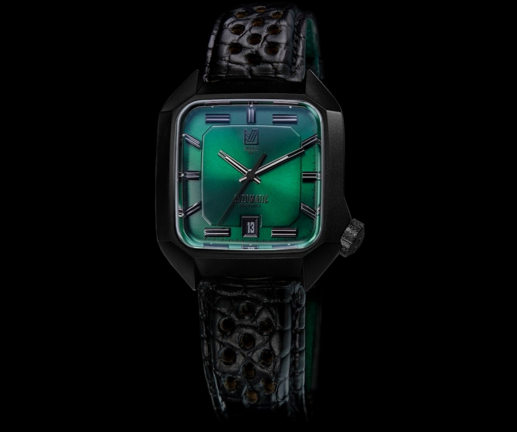 March LA.B AM2 Mars - montre abordable Made in France