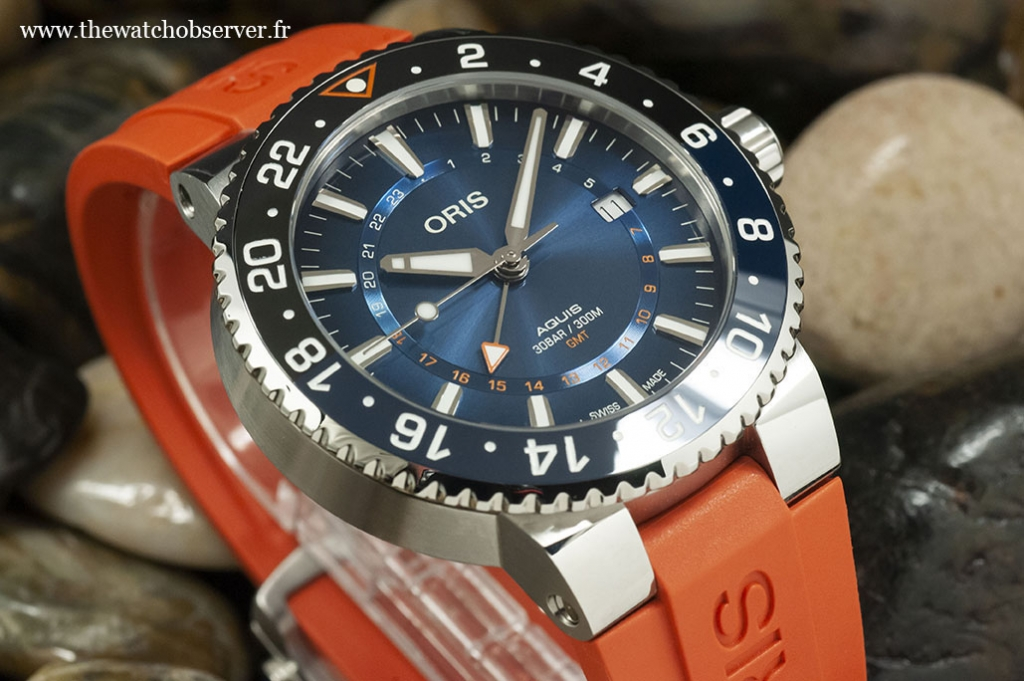 Montre GMT Oris Carysfort Reef Limited Edition