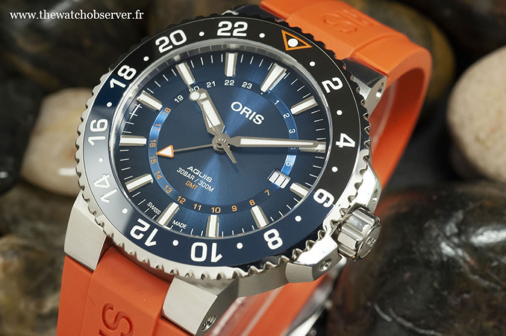 Oris Carysfort Reef Limited Edition 2000 ex.