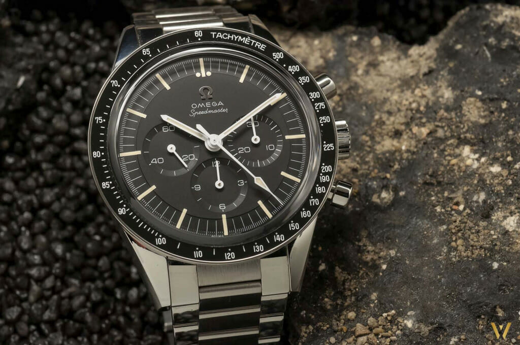 Test de l'Omega Speedmaster Moonwatch Calibre 321