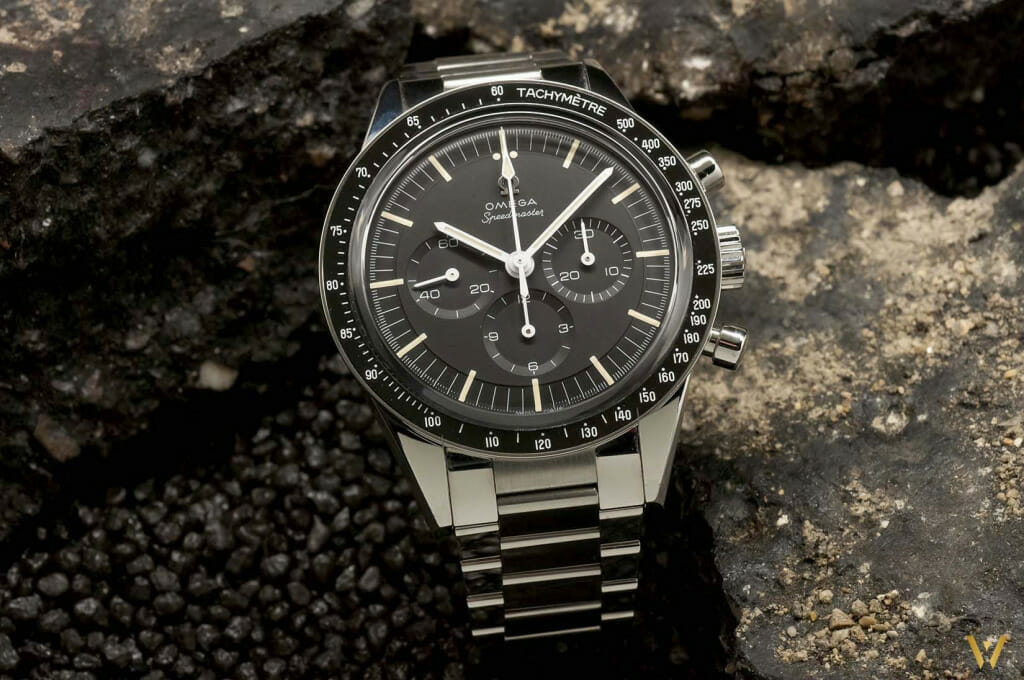 Chronographe légendaire - Omega Speedmaster Moonwatch Calibre 321