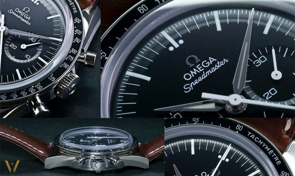 Magnifique chronographe - Omega Speedmaster First Omega in Space