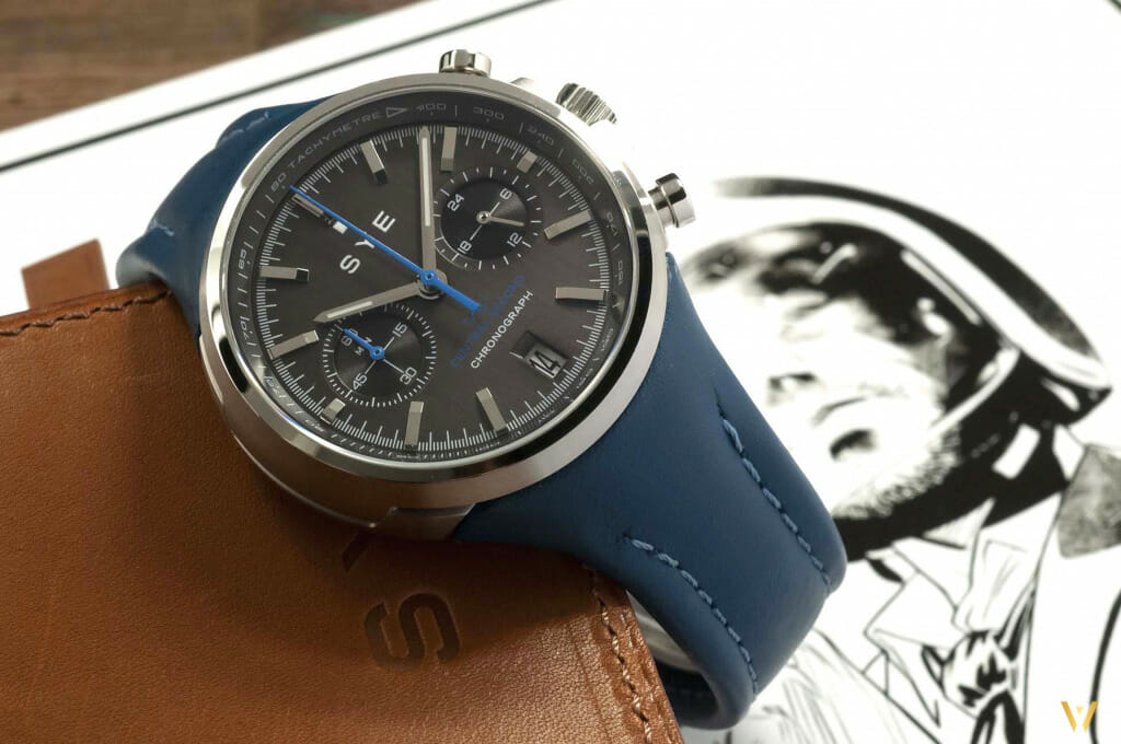 Montres Made in France : découvrez SYE