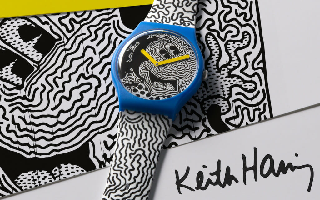 Montre Swatch ECLECTIC MICKEY