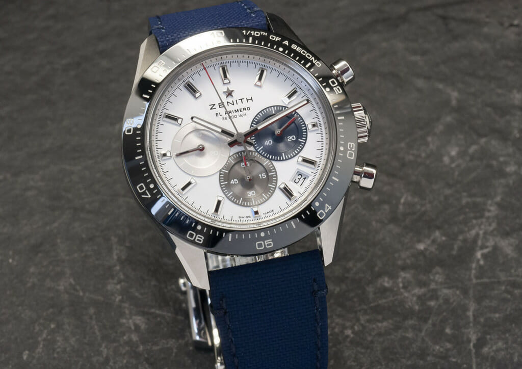 Zenith Chronomaster Sport - photos exclusives