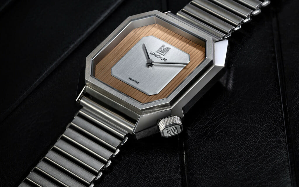 Montre Made in France : March LAB Mansart Easy Driver