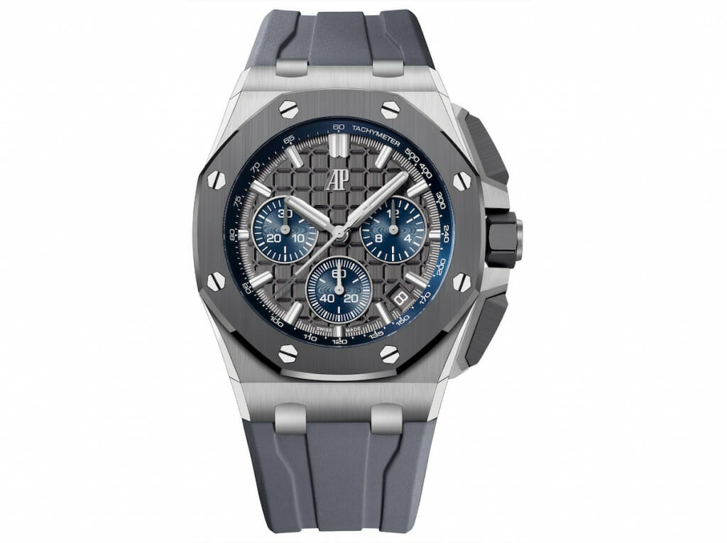 2021 : la Royal Oak Offshore évolue