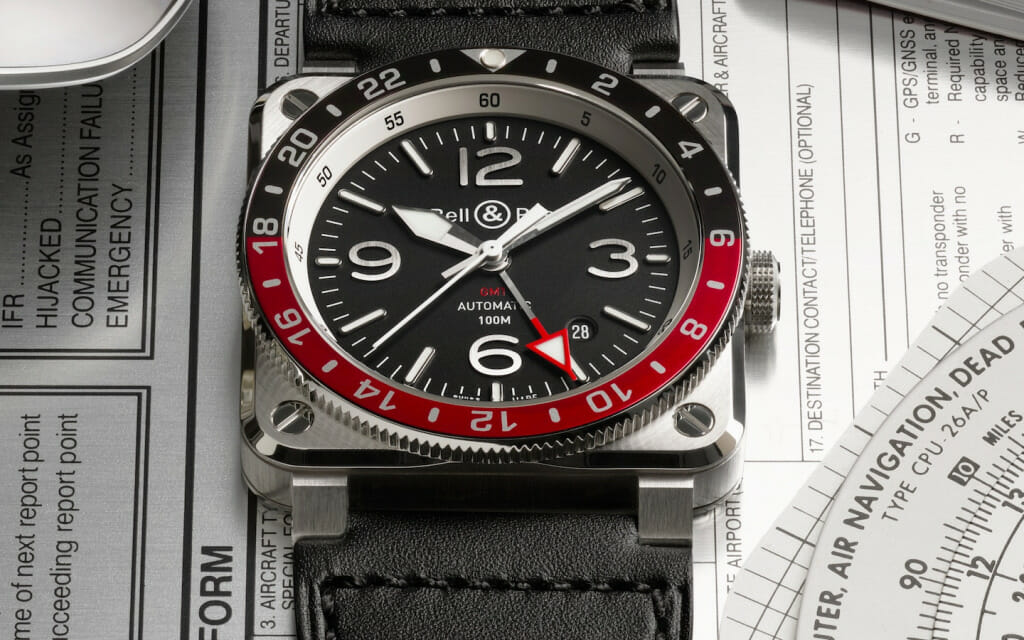 Watches & Wonders 2021 - Bell & Ross BR 03-93 GMT
